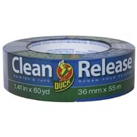 Duck Tape Clean Release Masking Tape - 36mm x 55m