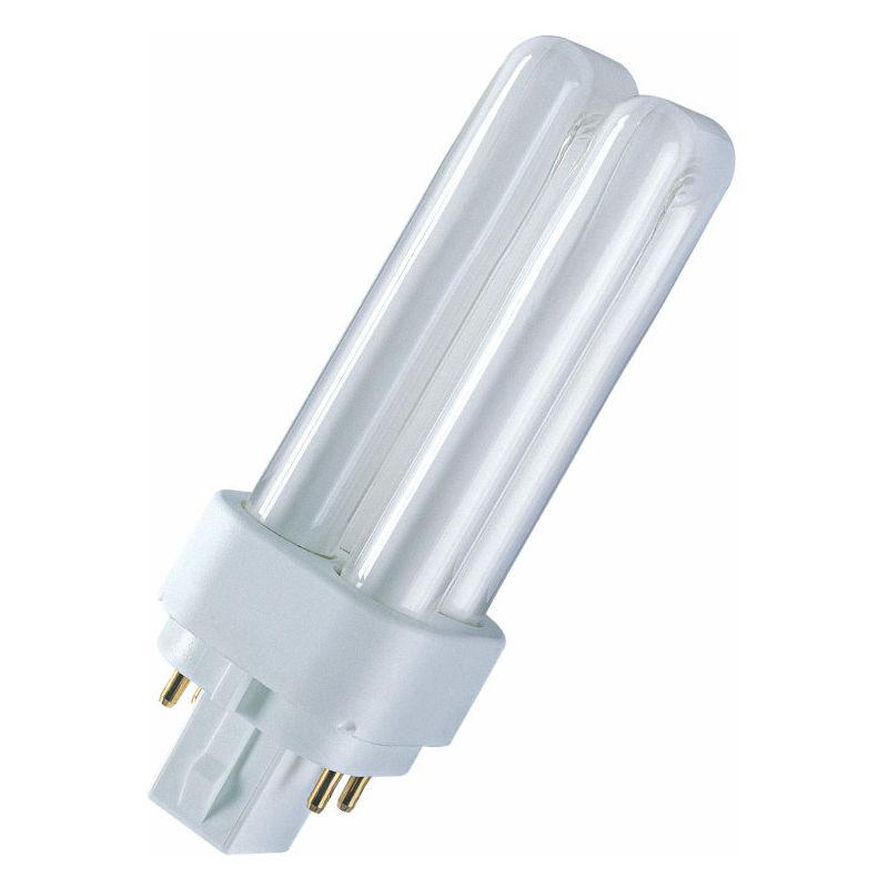 Lámpara DULUX D/E 18W/865 G24Q-2 10x1 4050300564944 - Ledvance