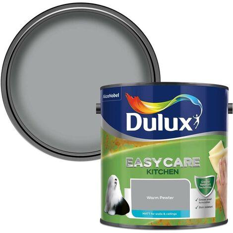 "main image of ""Dulux Retail Kitchen Plus NATURAL CALICO 2.5L"""
