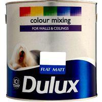 Dulux Flat Matt Paint Colours 2.5L (various colours)