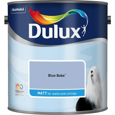 Dulux Matt 2.5L (select colour)