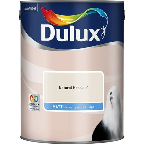Dulux Matt 5L (select colour)