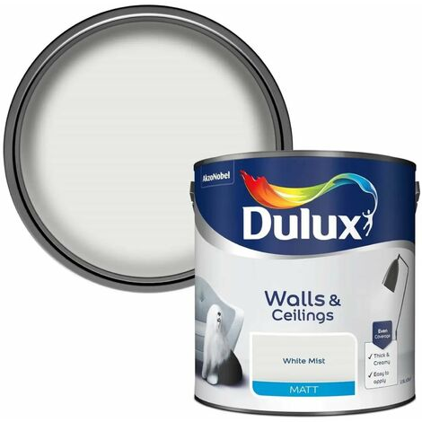 """main image of """"Dulux Matt Emulsion Paint For Walls And Ceilings - 2.5L - Berry Smoothie - 2.5L"""""""