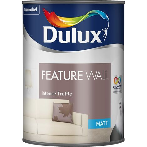 Dulux Matt Feature Wall 1.25L (select colour)