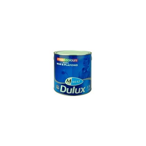 Dulux Valentine Mur Plafond Mat Blanc 10 L Dumat10