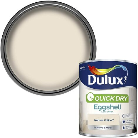 """main image of """"Dulux Retail Quick Dry Eggshell Colours 750ml *ALL 4 COLOURS* Tracked Postage"""""""