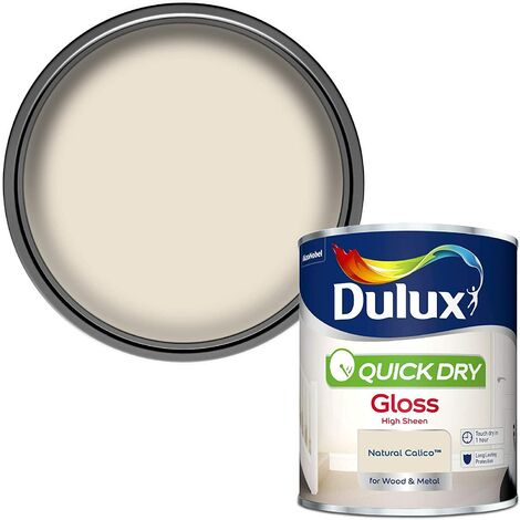 """main image of """"Dulux Quick Dry Gloss Colours 750ml *ALL COLOURS AVAILABLE* Tracked Postage"""""""
