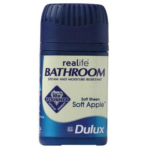 Dulux Retail Bathroom Plus Soft Sheen Testers 50ml ALL COLOURS