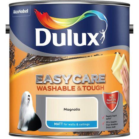 Dulux Retail Easycare Matt Emulsion Paint - All Colours - All Sizes