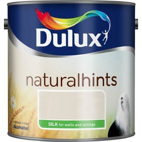 Dulux Silk Emulsion 2.5ltr Chic Shadow