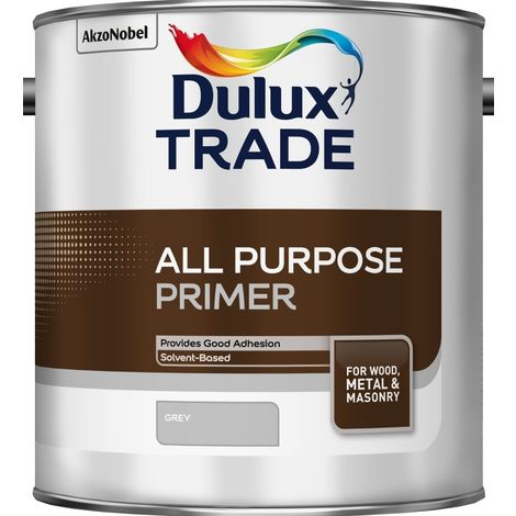 Dulux Trade All Purpose Primer (select size)