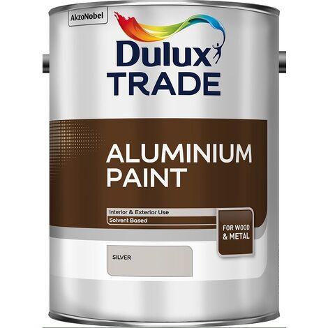 Dulux Trade Aluminium Paint (select size)