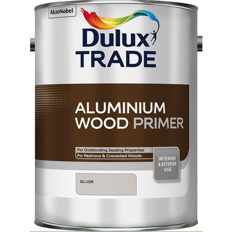 Dulux Trade Aluminium Wood Primer (select size)