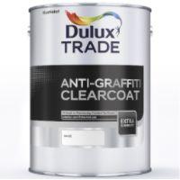 Dulux Trade Anti Graffiti Clearcoat Base 3.91L