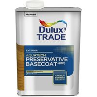 Dulux Trade Aquatech Preservative Basecoat+ (BP) (select size)