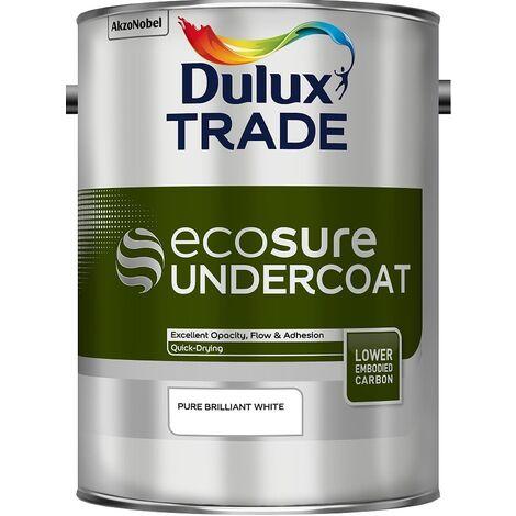 Dulux Trade Ecosure/Acrylic Water-based Undercoat PBW (select size)
