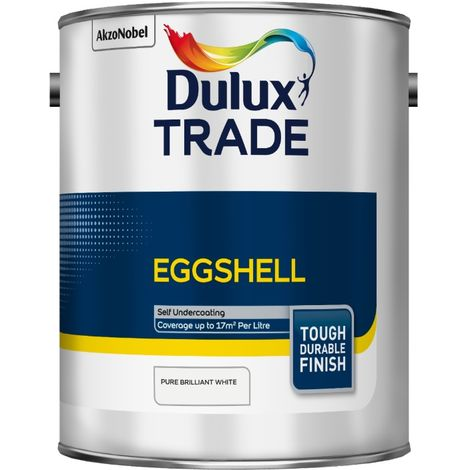 Dulux Trade Eggshell (select size & colour)