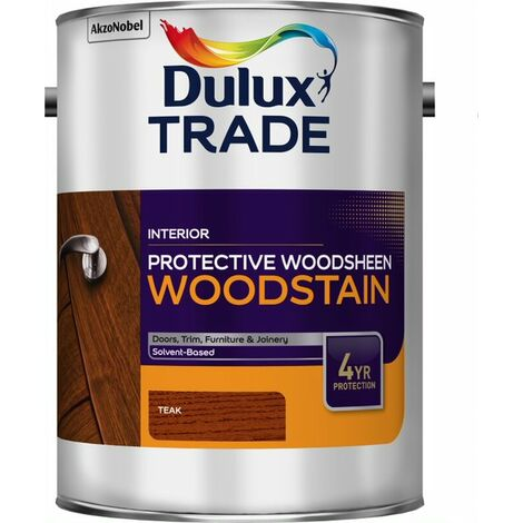 Dulux Trade Protective Woodsheen Natural Wood (select size & colour)