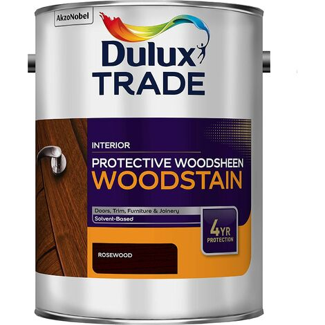 Dulux Trade Protective Woodsheen Rosewood 5L