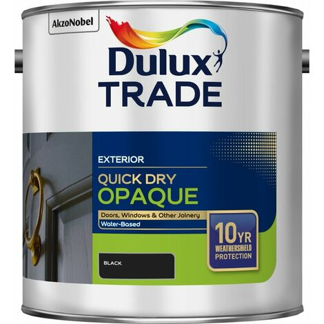 Dulux Trade Quick Dry Opaque (select size & colour)