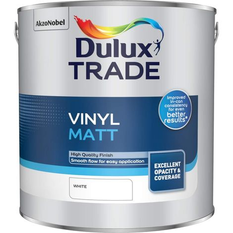 Dulux Trade Standard Colours (select colour and size)