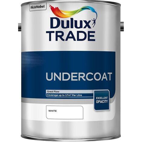 Dulux Trade Undercoat 2.5ltr White