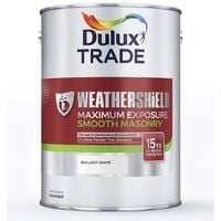 Dulux Trade Weathershield Maximum Exposure 5L (select colour)
