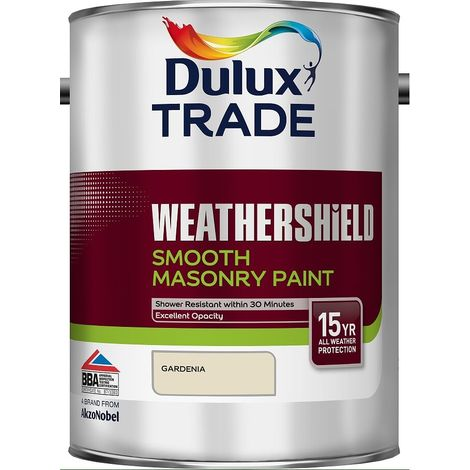 "main image of ""Dulux Trade Weathershield Smooth Masonry (select colour & size)"""