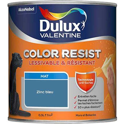 Dulux Valentine Peinture acrylique Color Resist Violet persistant Mat - 1L