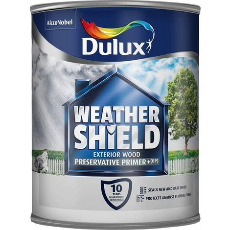 Dulux Weathershield 750ml Preservative Primer Plus