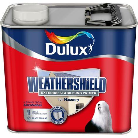 Dulux Weathershield Exterior Stabilising Primer 2.5 Litres