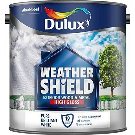 Dulux Weathershield PBW Exterior Gloss 2.5L
