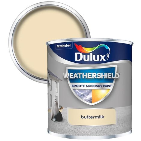 Dulux Weathershield Smooth Masonry 250ml Tester Pots - All Colours
