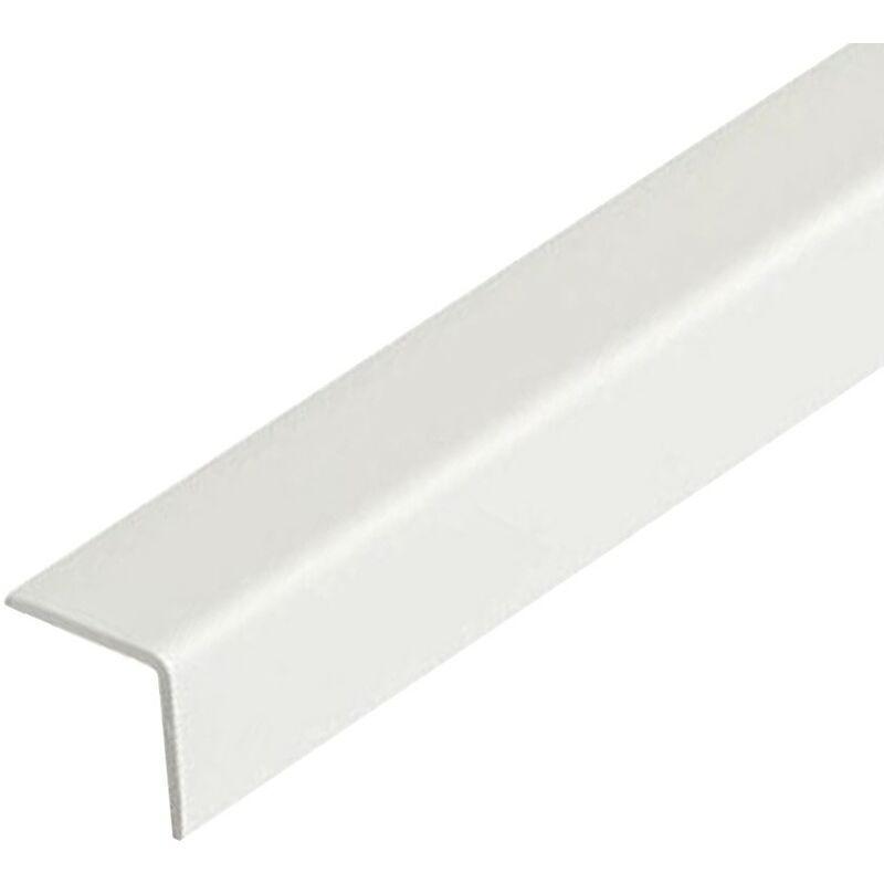 Image of Dumatrim L Profile - Grey White 20mm x 20mm x 2750mm