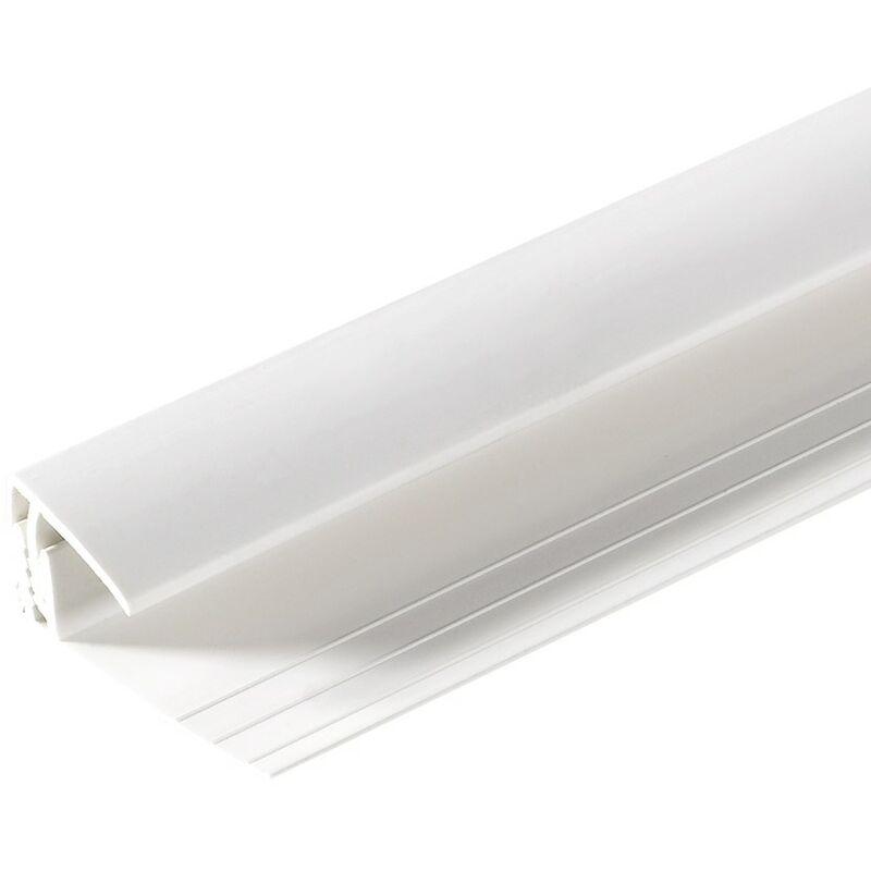 Image of Dumatrim Start Trim - Grey White 2600mm