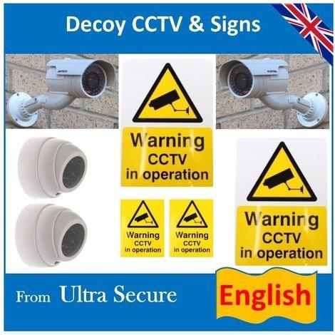 Dummy Camera & Sign Pack [002-0650]