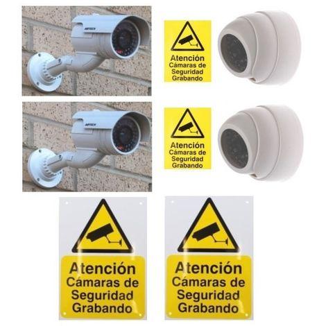 Dummy Camera & Sign Pack (Spanish) [002-0652]