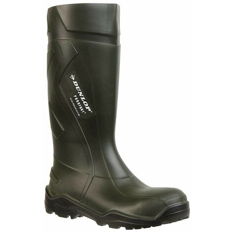 Dunlop Adults Unisex Purofort Plus Full Safety Wellies
