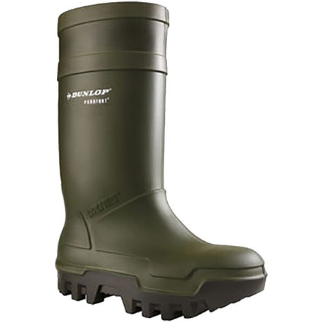 Dunlop Adults Unisex Purofort Thermo Plus Full Safety Wellies