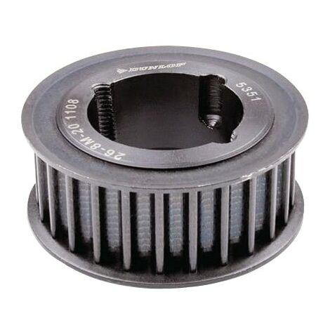 Dunlop BTL 72-8M-30F(2517) Timing Belt Pulley Taper Bore