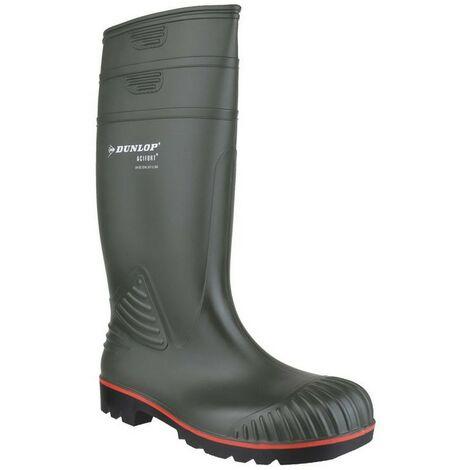 Dunlop Mens Acifort Heavy Duty Full Safety Wellies