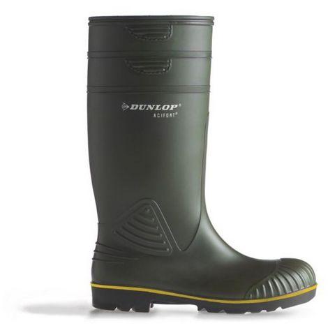 Dunlop Mens Acifort Heavy Duty Wellies