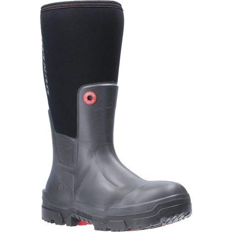 Dunlop Mens Snugboot Pioneer Slip On Boot