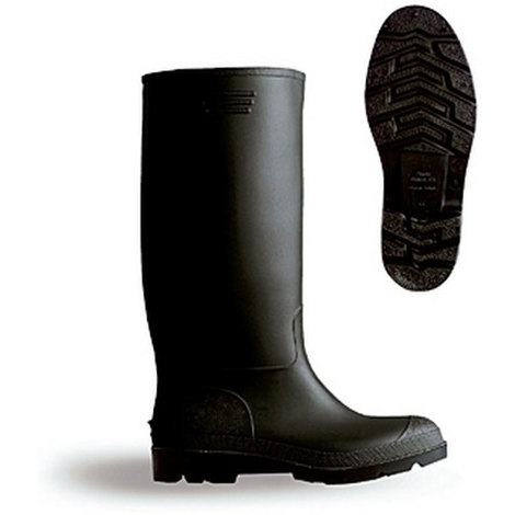 Dunlop Pricemastor Wellington Boot Black