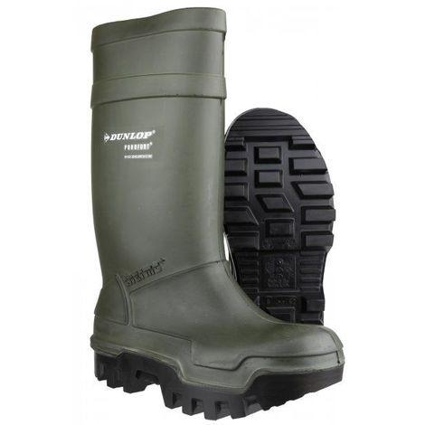 3c2a31a4ec5 Dunlop Purofort Thermo+ Wellington Green UK