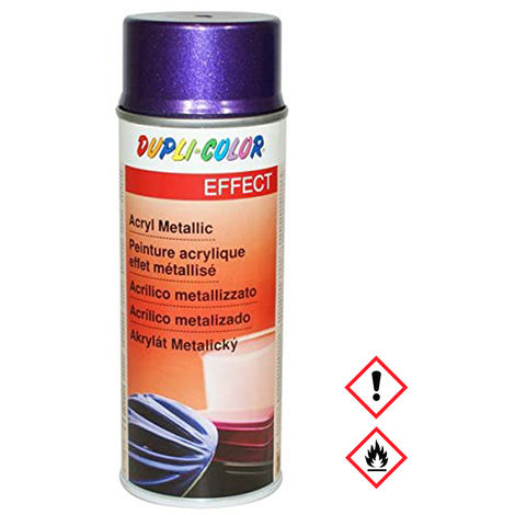 Dupli Color 669057 Metallic Acryl Flieder Spray Dose Lackspray 400ml