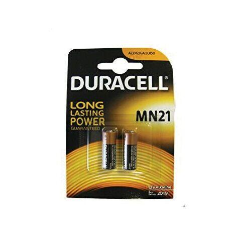 Duracell 12V Batteries Pack of 2 MN21