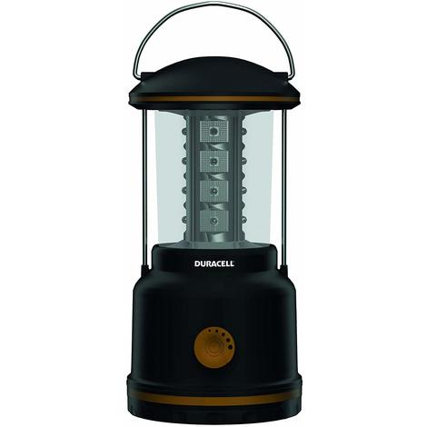 Duracell Flashlight, Explorer LANTERN Series Lantern Torch, 95 Lumen LED Light, Black Plastic Finish (Pack of 1) (LNT-100)