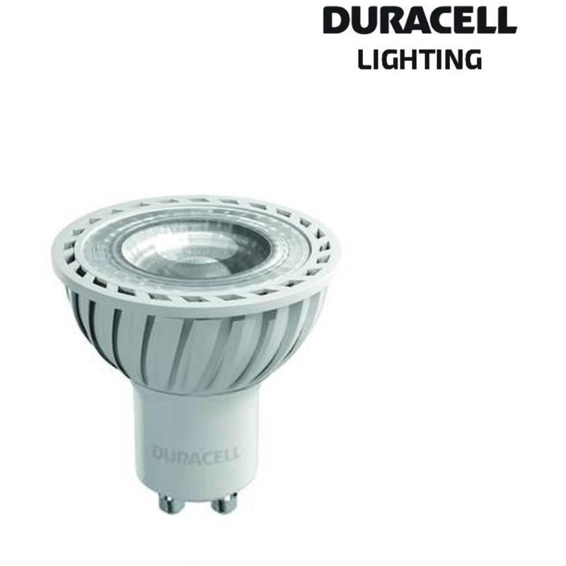 LAMPADINA LED GU10 7W E14 6500K - Duracell