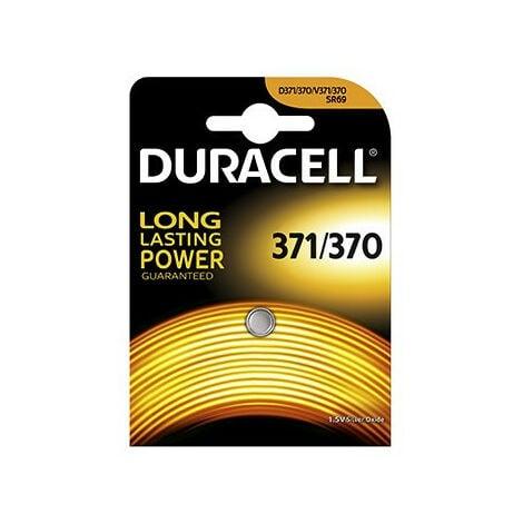 "main image of ""Duracell Pile 371/370 SR920,1 pièce en blister (067820)"""